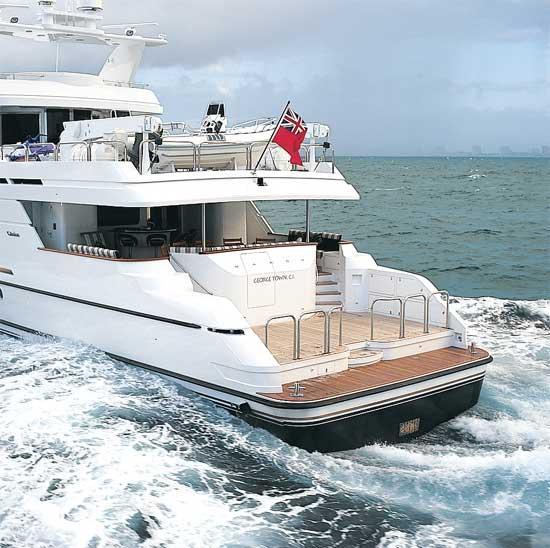 Yacht Big Play Caribbean Luxury Motor