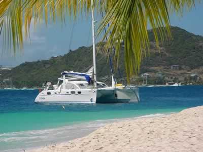 Sailing Catamaran Catana 431