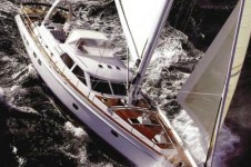 Luxury Sailing Yacht Concerto