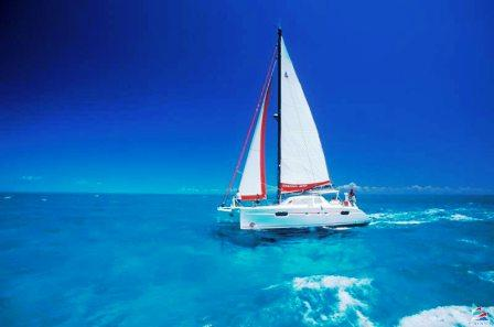 Catana 47 OC Sail Catamaran