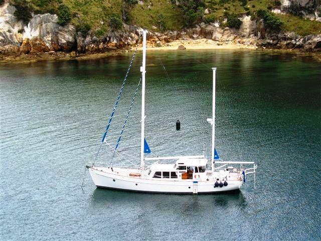 Sailing Yacht Dionysus