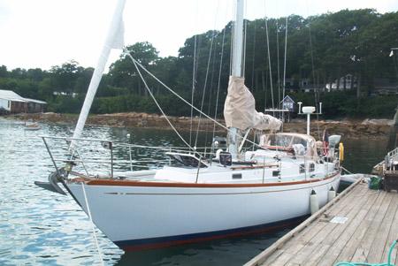 Sailing Yacht 'Chase'
