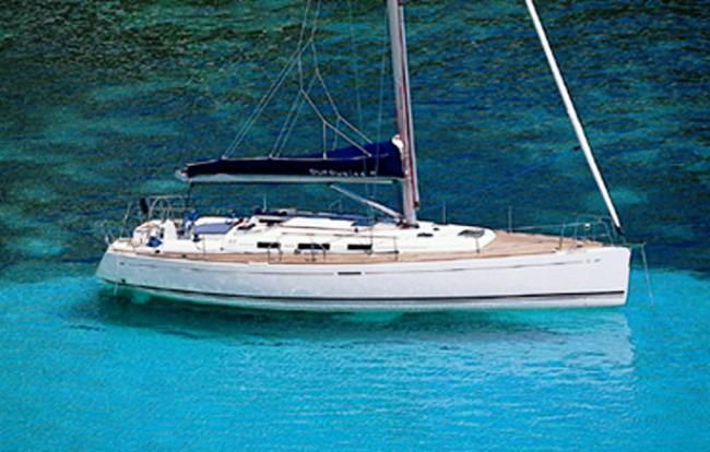 Dufour 455 Sail Boat