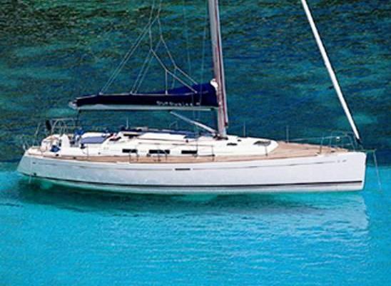 Dufour 455 Sailing Yacht