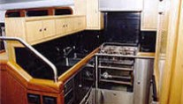 eagle 66 galley