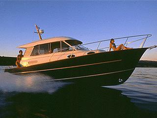 Elite 31 Charter boat