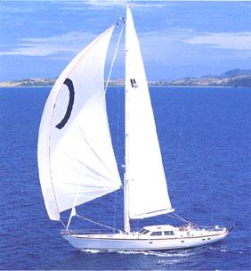 Sailing Yacht 'Opus'
