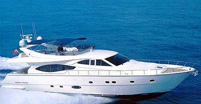 Motor Yacht Gwylan