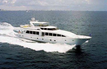 Motor Yacht Harmony