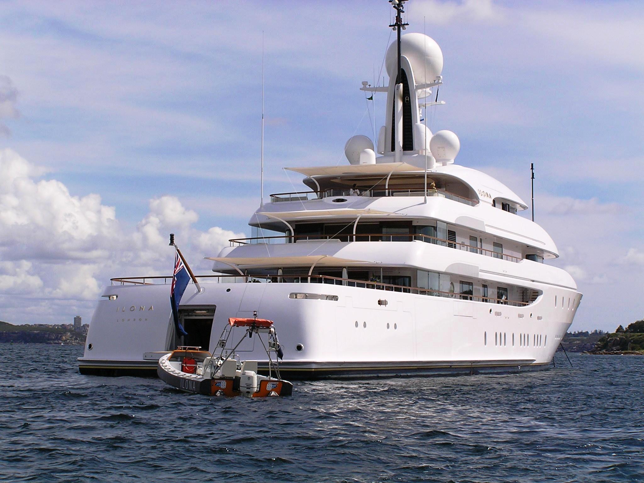 yacht ilona  amels 73 81 m superyacht
