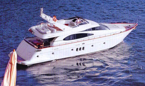 Motor Yacht 'Iris'