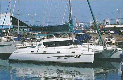 Jaguar 36 Catamaran