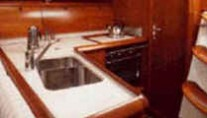 jeanneau so 40 galley