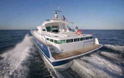 Lagoon 43 Powercat