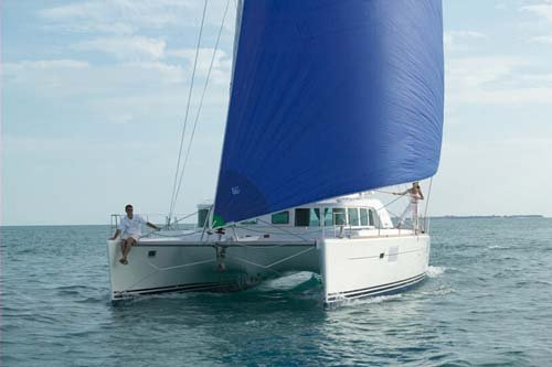 Lagoon 440 Catamaran - Sicily, Italy crewed yacht charter vacation