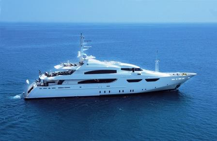 Luxury Motor Yacht MAGENTA M (ex Magnifica)