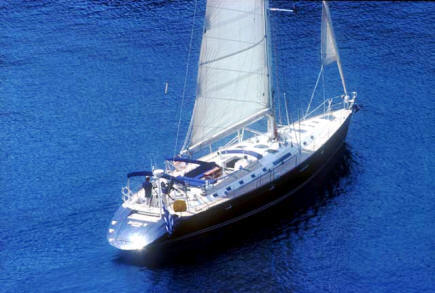 Marina II crewed sailing yacht