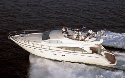 Aicon 56 luxury power yacht MINI ME