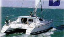 Nautitech 395 sailboat