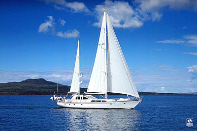 Sailing Yacht 'Pacific Eagle'