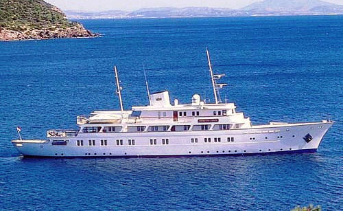 Motor Yacht Lady K II Formerly Princess Tanya