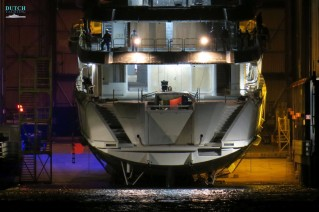 project bravo technical launch february. Photo Dutch Yachting