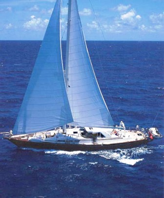 Sailing Yacht Southern Cross