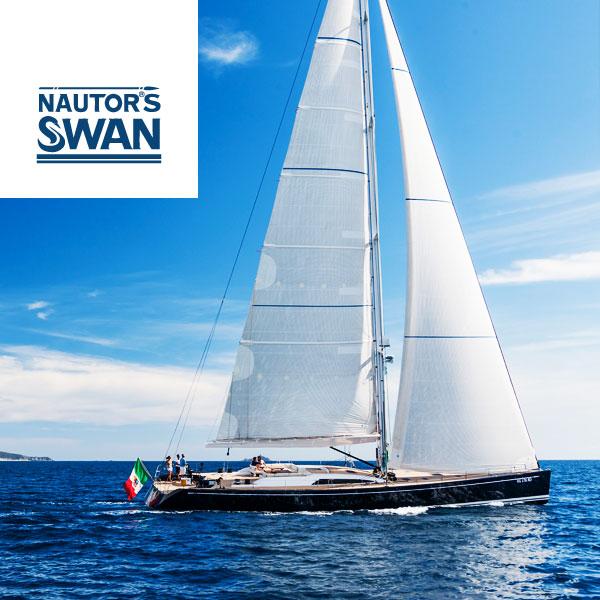 Swan 100 Sailing Yacht Hull 100-002