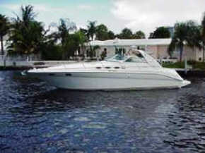 Sea Ray Express Cruiser 370