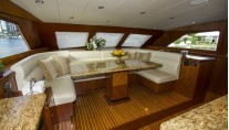superyacht Freedom R - interior