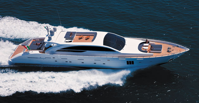Motor Yacht One o One