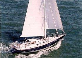 Sailing Yacht 'Triumph'