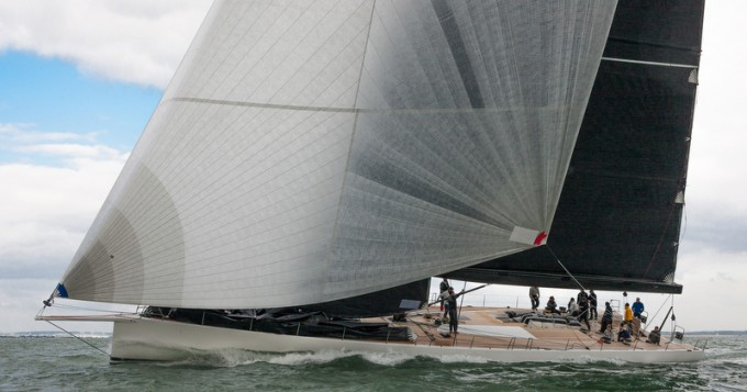 Sailing Yacht GALATEIA
