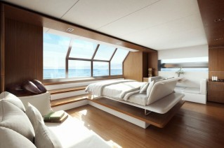 yacht WallyAce 26m - Owners Cabin