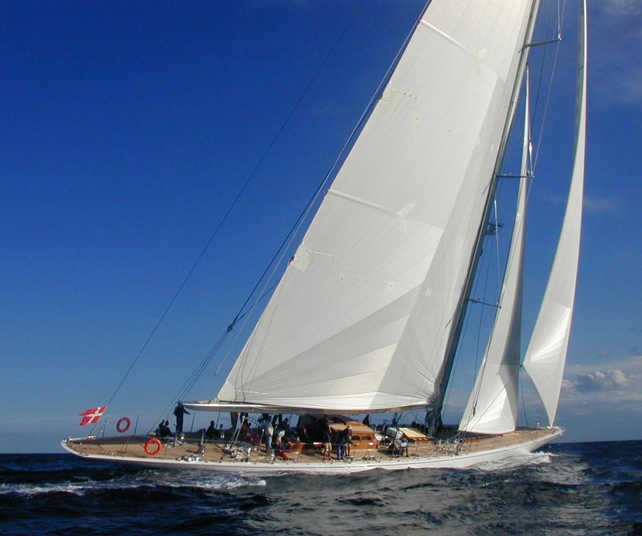 The j-class yacht ranger