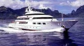 Oceanfast&acirc;s 69m SuperYacht NOMAD (ex AUSSIE RULES and FLORIDIAN)