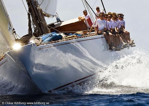 Sailing yacht Ranger wins J Class Regatta Newport