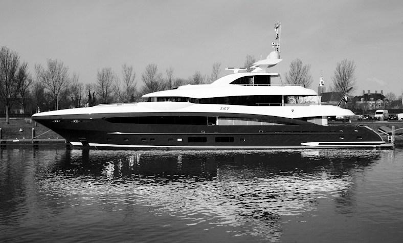 Yacht SKY - Heesen Yachts
