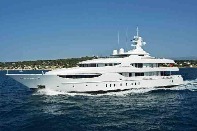 Lurssen yachts purchase another shipyard from hegemann for Lurssen yacht genova