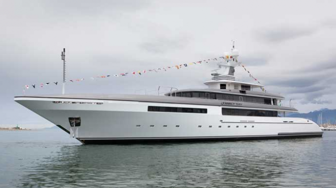 Motor Yacht Family Day Nominated for Asia Boating Awards 2011