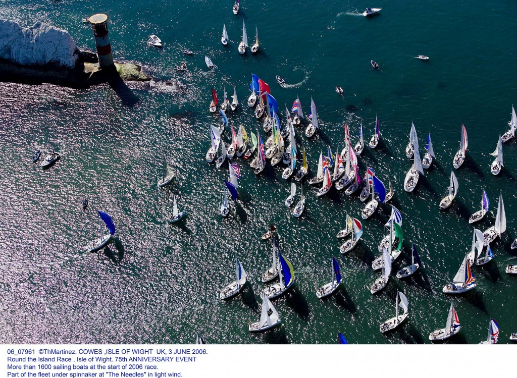 Britain's favourite yacht race certainly plays host to an extraordinarily ...