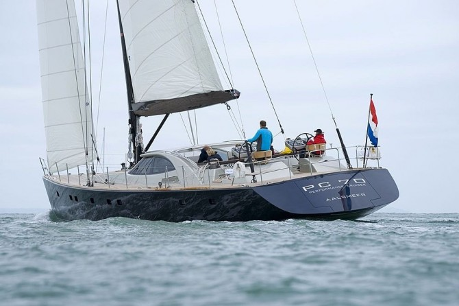 70 Performance Cruiser Sailing Yacht