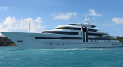 85 metre superyacht Z by Marco Yachts Under Construction