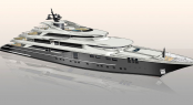 AMY  motor yacht Admiral 73 to be launched in 2010