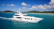 Luxury yacht DE LISLE III