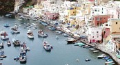 Gulf of Naples, Procida, Italy