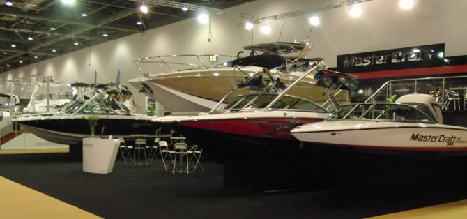2010 Tullett Prebon London International Boat Show at ExCeL