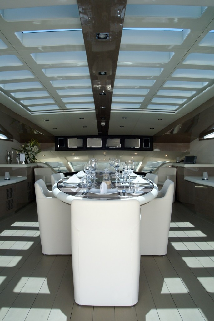 Motor Yacht Noor A 37m Superyacht Has Her Interior Design