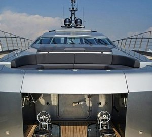 Motor yacht Noor launched by Bilgin Yacht delivered to owner.