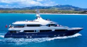 Luxury yacht PRINCESS ILUKA